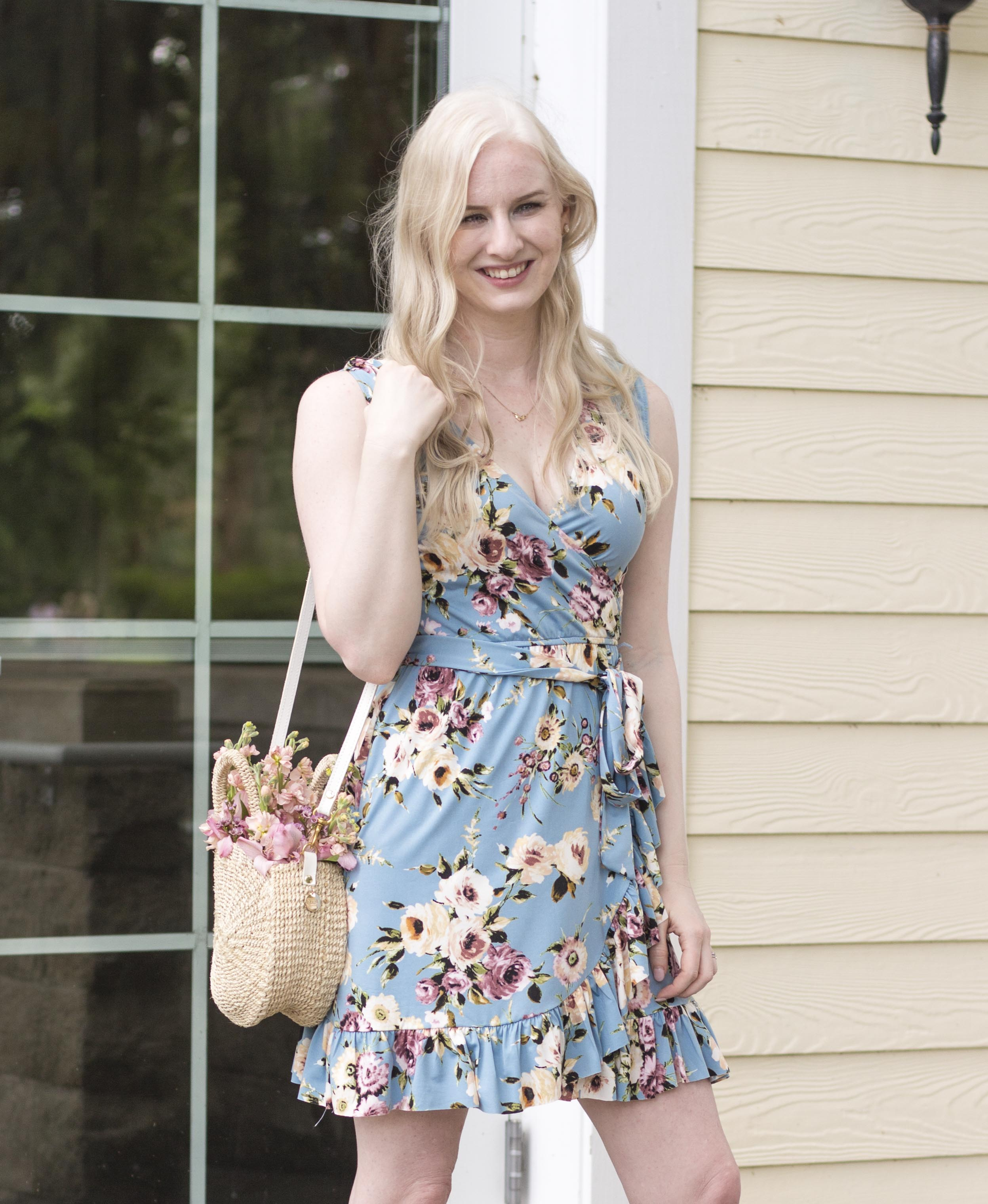 spring picnic outfit